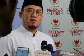 Tim Prabowo-Sandi katakan dapat banyak masukan untuk ajukan gugatan ke MK