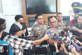 Polisi: Terduga teroris ditangkap 8 di Jateng dan satu di Jatim