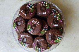 Produsen kue Kerawang di Gorontalo ramai dikunjungi pembeli