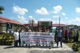 Pertamina gelar OP sebanyak 1.120 tabung elpiji subsidi di Sekura Kabupaten Sambas
