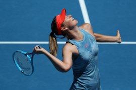 Maria Sharapova menyerah kepada Kerber di Mallorca Open