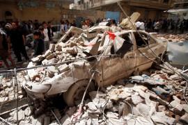 Serangan udara guncang wilayah utara  Ibu Kota Yaman