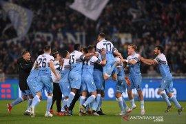 Lazio juarai Coppa Italia setelah tundukkan Atalanta