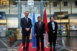 Wapres bahas penanganan pengungsi bersama Komisioner Tinggi UNHCR