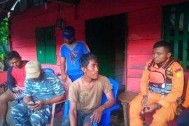 Basarnas Ternate temukan nelayan hilang di perairan Papua Barat
