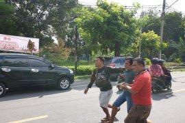 Polisi Stabat ringkus dua narapidana narkoba melarikan diri