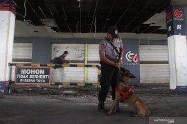 Polisi menangkap terduga pelaku mutilasi di Pasar Besar Malang