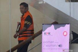 KPK duga pengawal Idrus Marham terima Rp300 ribu longgarkan pengamanan