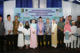 Ridho Ficardo Wujudkan RSUD Abdul Moeloek Raih Sertifikat Kelas A dan Jadi Rujukan di Sumatera