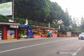 500 PKL jalur Puncak Bogor akan direlokasi