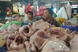 Harga daging ayam naik