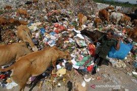 Volume sampah di Banda Aceh meningkat selama  Ramadhan