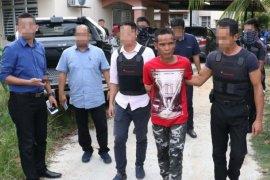 Malaysia tahan 533 militan mulai 2013