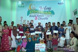 Saat PLN berbagi kebahagiaan dengan 8000 anak yatim dan dhuafa se-Indonesia