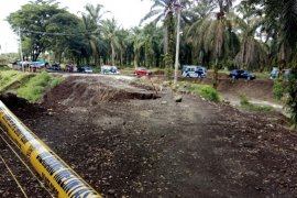 Jalur Tanah Jawa Simalungun rawan macet dan kecelakaan