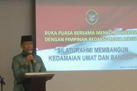 """Wiranto ingatkan komponen bangsa waspadai """"penumpang gelap"""" dalam pemilu"""