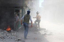 Pertempuran di barat laut Suriah berkecamuk