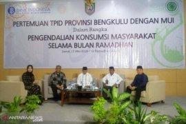 BI gandeng MUI tekan inflasi di Bengkulu