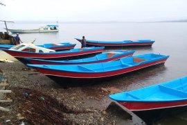 DKP Tidore Kepulauan siapkan 34 ketinting bagi nelayan