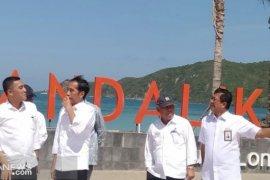 Jokowi: Pembangunan sirkuit Mandalika Januari 2020