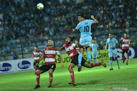 Persela Lamongan dipermalukan Madura United