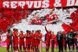 Bantai Frankfurt di Allianz Arena, Muenchen pastikan gelar juara Liga Jerman