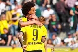 """Meski menang, Dortmund cuma berakhir jadi """"runner-up"""" Liga Jerman"""