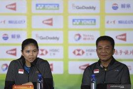 Indonesia jadi unggulan di Grup IB di Piala Sudirman