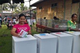 Partisipasi Pemilu di Tapteng 78,66 persen, lampaui target nasional