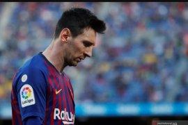 Messi masih sakit hati atas perlakuan suporter Barcelona