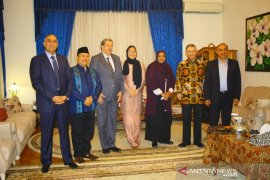 Ambassador affirms Indonesia, OIC members support Palestine