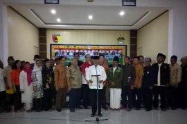 """32 ormas di Jombang deklarasi menolak ajakan """"people power"""""""