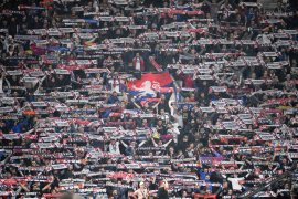 Lyon kunci tiket Liga Champions dan Saint-Etienne ke Liga Europa