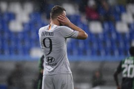 Roma terancam sudahi ambisi ke Liga Champions