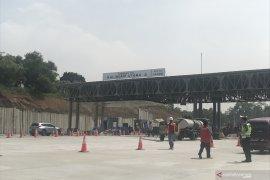 2 pengganti Gerbang Tol Cikarang Utama siap beroperasi