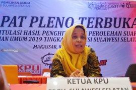 Misna mundur dari jabatan Ketua KPU Sulsel