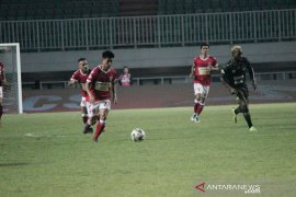Tira Persikabo mengungguli Perseru Badak Lampung FC 3-0
