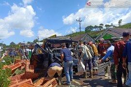 Warga Bengkulu tewas akibat lakalantas di Rejang Lebong
