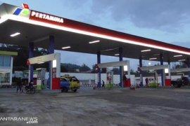 Sejumlah SPBU di jalur Medan-Aceh siapkan stok BBM hadapi  arus mudik
