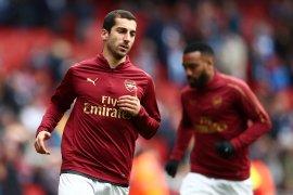 Demi keselamatan, Arsenal diminta jangan bawa Mkhitaryan ke Baku