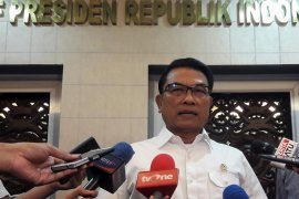 Pemerintah ungkap upaya penyelundupan senjata untuk adu domba saat pengumuman KPU