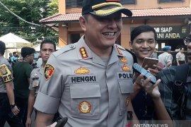 Kapolres Jakbar: Kasus pilot sebar ujaran kebencian masuk tahan penyidikan