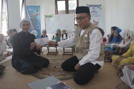 M Faizal dirikan rumah qur'an agar di lingkungannya banyak anak-anak yang hafiz