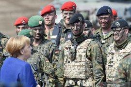 Jerman akan kurangi pasukan di Irak