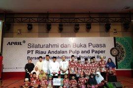 PT RAPP santuni 3.245 anak yatim di bulan suci Ramadhan