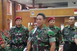 Kopassus siap bantu amankan pengumuman hasil Pemilu 2019