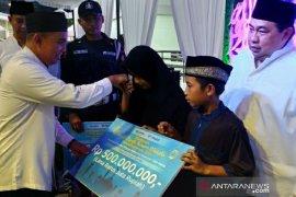 PT Timah santuni 1.000 anak yatim piatu-dhuafa di Pangkalpinang