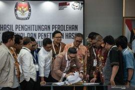 KPU tunda rekapitulasi empat provinsi dan Kuala Lumpur