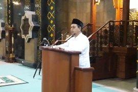 Wagub Hadiri Peringatan Malam Nuzulul Quran di Islamic Center Kaltim
