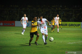 Barito Putera, Persija draw 1-1